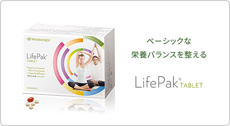 LifePak TABLET